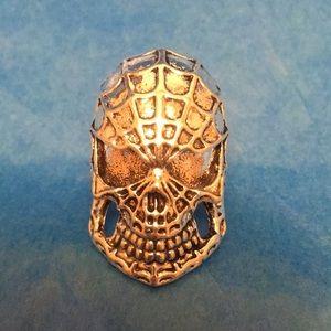 Other - Spiderman Skull Ring
